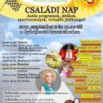 Családi Nap 2017 plakát