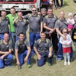 Tűzoltók csoport