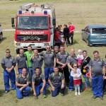 Tűzoltók csoport teljes