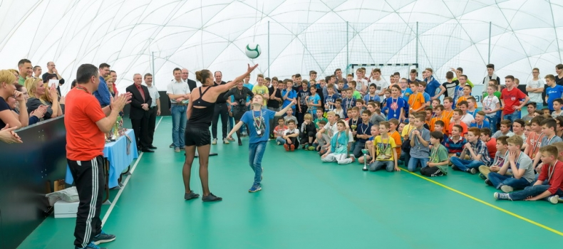 Mindenkinek járt az érem a Nemak Kupa 2016-os díjátadóján