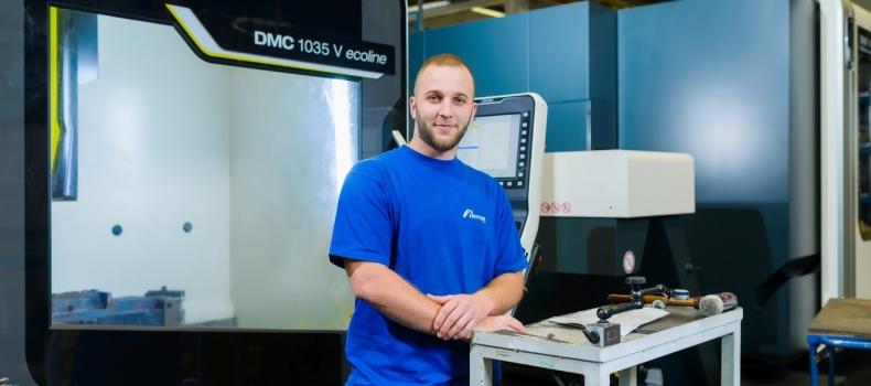 Díjmentes CNC gépkezelő képzés a Jedlikben
