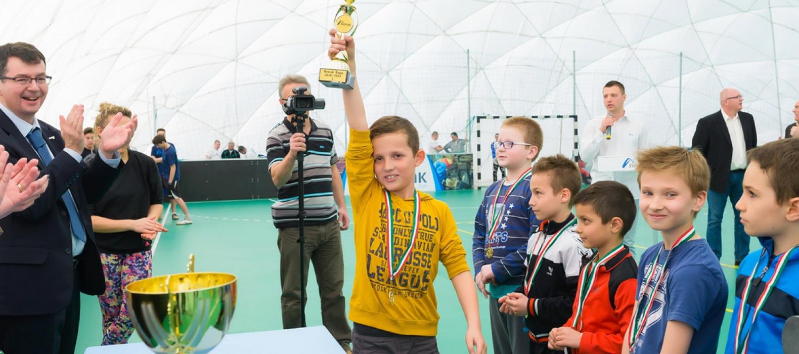 NEMAK KUPA díjátadó